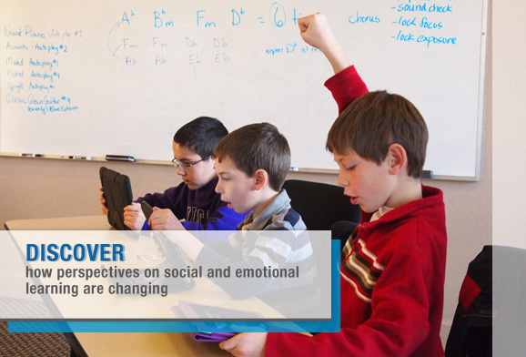 Consensus Is Emerging on Teaching Social and Emotional Skills
