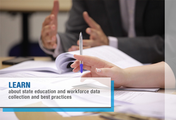 State Education and Workforce Data Collection Initiatives